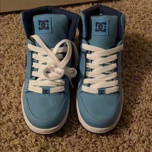 DC high top sneakers